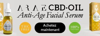 Achat CBD oil ARAE